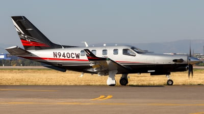 N940CW - Daher TBM 940 - Private