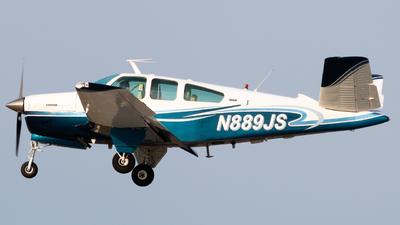 N889JS - Beechcraft V35B Bonanza - Private
