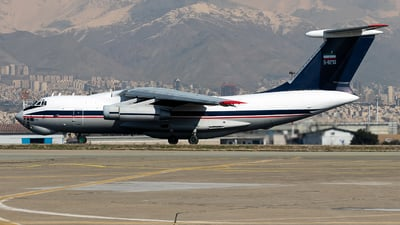 5-8210 - Ilyushin IL-76MD - Iran - Air Force