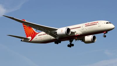 VT-ANG - Boeing 787-8 Dreamliner - Air India