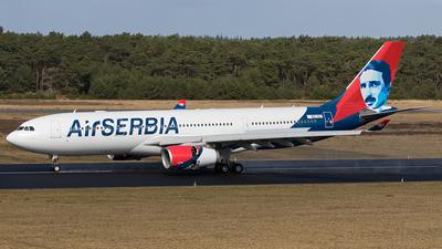 VP-BLY - Airbus A330-243 - Air Serbia