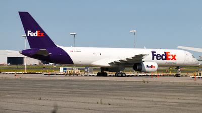 C-FMHA - Boeing 757-2B7(SF) - Fedex (Morningstar Air Express)