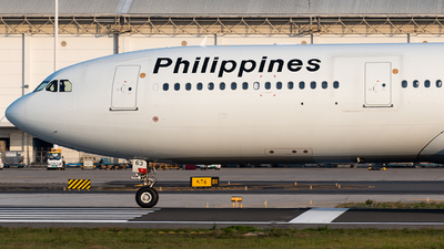 RP-C8763 - Airbus A330-343 - Philippine Airlines