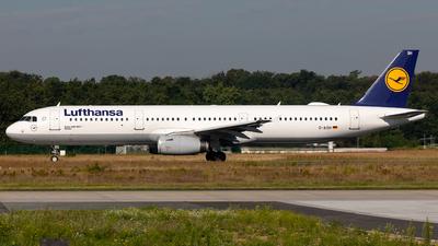 D-AISH - Airbus A321-231 - Lufthansa