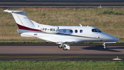 PP-WAJ - Embraer 500 Phenom 100 - Private