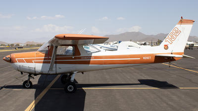 N20CT - Cessna 152 II - Private