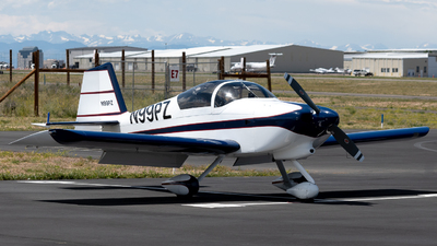 A picture of N99PZ - Van's RV6A - [22993] - © Michael Place