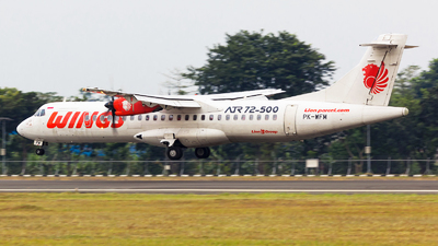PK-WFM - ATR 72-212A(500) - Wings Air