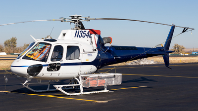 N354E - Airbus Helicopters H125 - Reeder Flying Service