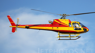 A picture of PPJFO - Helibras AS350 B3 Esquilo - [7699] - © Marcos Delmar