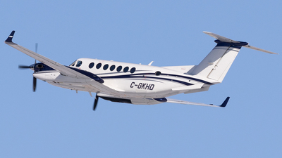 C-GKHD - Beechcraft B300 King Air 350 - Air Partners