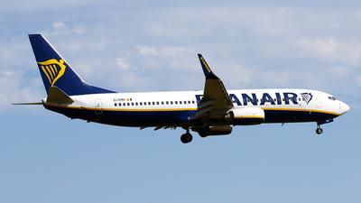 A picture of EIEMH - Boeing 7378AS - Ryanair - © Javier Rodriguez - Amics de Son Sant Joan