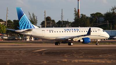 N619UX - Embraer 170-200LL - United Express (ExpressJet Airlines)