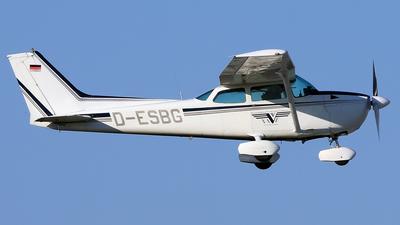 D-ESBG - Reims-Cessna F172P Skyhawk II - Flug Ausbildungsverein Erdmannhausen