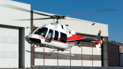 TG-NOV - Bell 407 - Private