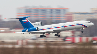RF-85735 - Tupolev Tu-154M - Russia - Ministry of Internal Affairs