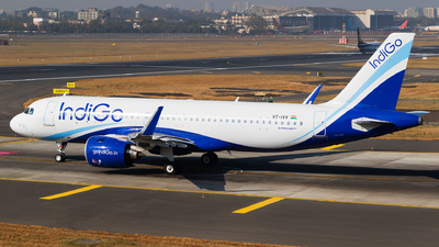 A picture of VTIVV - Airbus A320271N - IndiGo - © Akshay M