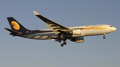 VT-JWH - Airbus A330-203 - Jet Airways