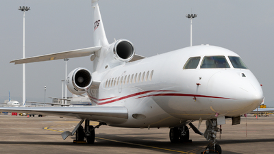 VP-CTG - Dassault Falcon 7X - Private