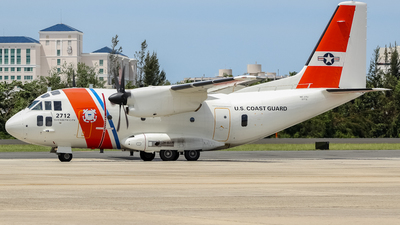 2712 - Alenia C-27J Spartan - United States - US Coast Guard (USCG)