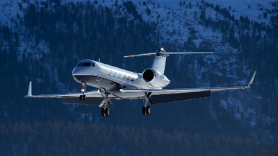 N44GV - Gulfstream G-IV(SP) - Private