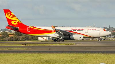 B-6089 - Airbus A330-243 - Hainan Airlines