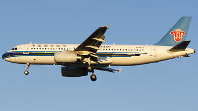 B-6275 - Airbus A320-232 - China Southern Airlines