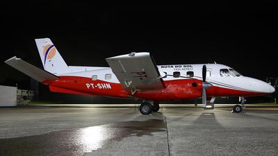 PT-SHN - Embraer EMB-110P1 Bandeirante - Rota do Sol Táxi Aéreo