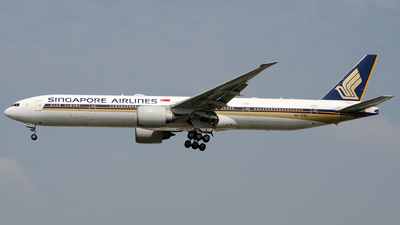A picture of 9VSWL - Boeing 777312(ER) - Singapore Airlines - © Cao Kim Do
