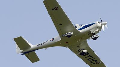 G-BYUC - Grob G115E Tutor - United Kingdom - Royal Air Force (RAF)