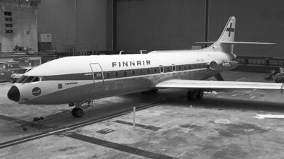 OH-LSB - Sud Aviation SE 210 Caravelle III - Le Caravelle Club