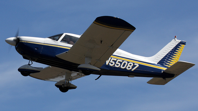 N55087 - Piper PA-28-180 Cherokee Challenger - Private