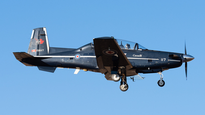 156117 - Raytheon CT-156 Harvard II - Canada - Royal Canadian Air Force (RCAF)