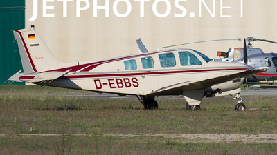 D-EBBS - Beechcraft B36TC Bonanza - Private