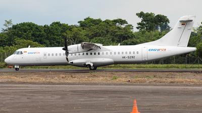HK-5292 - ATR 72-212A(600) - EasyFly