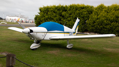 ZK-CNY - Piper PA-28-160 Cherokee - Private