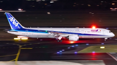 JA839A - Boeing 787-9 Dreamliner - All Nippon Airways (ANA)