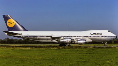 D-ABYN - Boeing 747-230B - Lufthansa