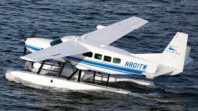N801TW - Cessna 208 Caravan - Tailwind Air Service