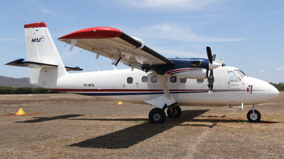 P2-MFB - De Havilland Canada DHC-6-300 Twin Otter - Mission Aviation Fellowship
