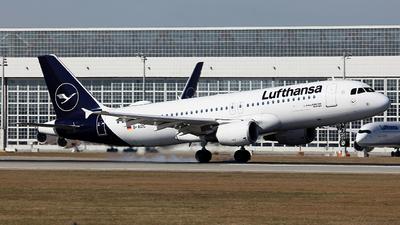A picture of DAIZC - Airbus A320214 - Lufthansa - © Heidi Wanninger