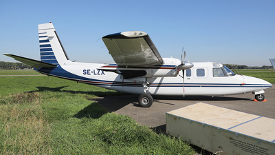 SE-LZX - Rockwell 690B Turbo Commander - Private