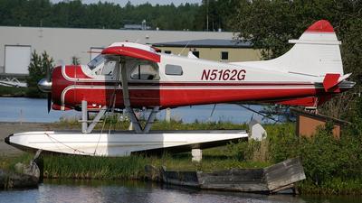 A picture of N5162G - De Havilland DHC2 Beaver - [658] - © Peter Unmuth