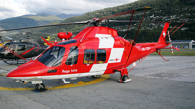 HB-ZRP - Agusta-Westland AW-109SP GrandNew - REGA - Swiss Air Ambulance