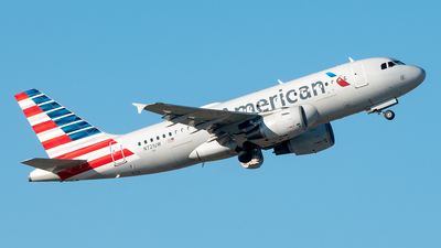 A picture of N721UW - Airbus A319112 - American Airlines - © Yan777
