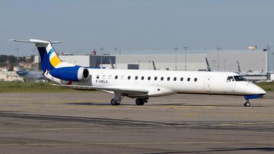 F-HELA - Embraer ERJ-145EP - VallJet