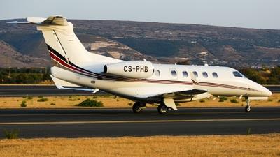 CS-PHB - Embraer 505 Phenom 300 - NetJets Europe