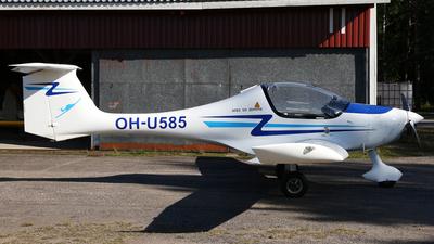 OH-U585 - Atec 122 Zephyr - Mäntsälän Ilmailukerho