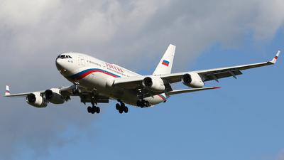 A picture of RA96022 - Ilyushin Il96300 -  - © ShipSash