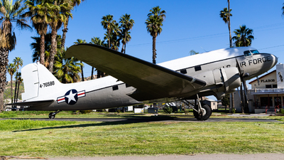 44-76588 - Douglas TC-47B Skytrain - United States - US Air Force (USAF)